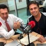 Óscar Rentería y Cesar Augusto Londoño