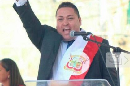 Capturado alcalde en Santander
