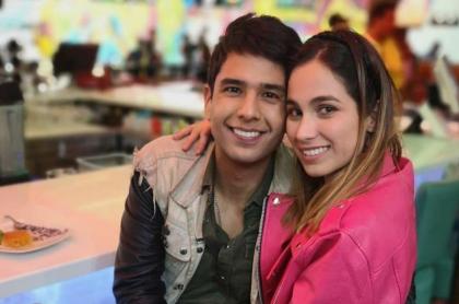 Milciades Cantillo y Tania Roa