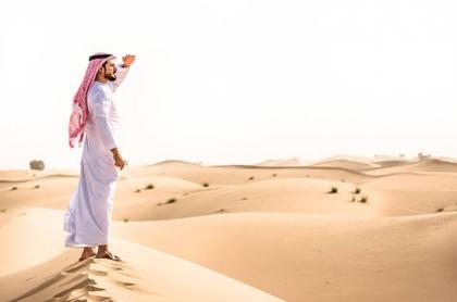 Jeque árabe