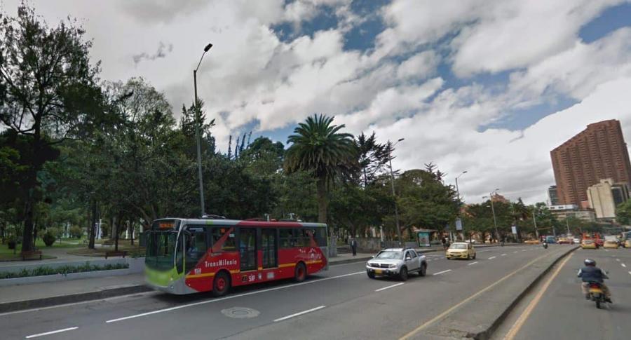 Parque Nacional Bogotá