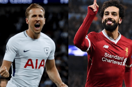 Harry Kane-Mohamed Salah