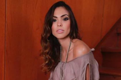 Eileen Roca, actriz colombiana.