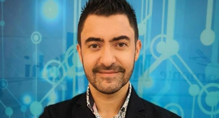 Iván Marín, comediante colombiano.