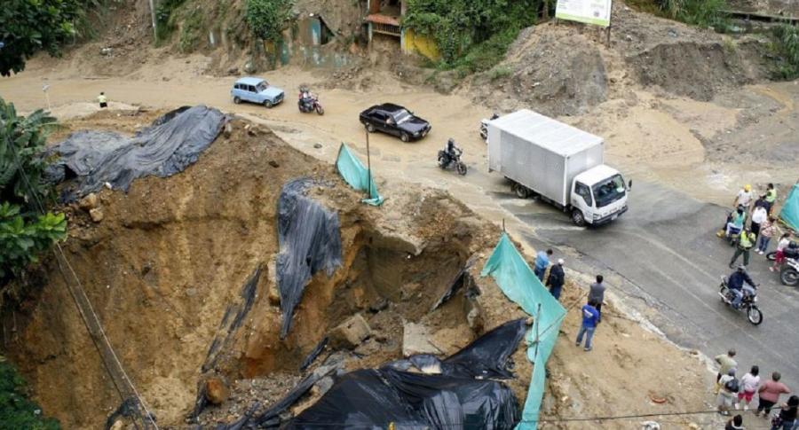 Deslizamientos Colombia