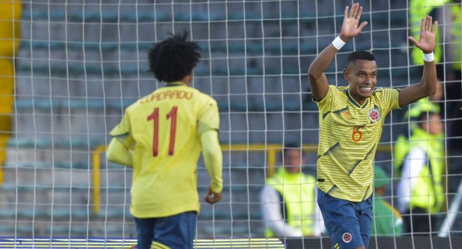 Selección Colombia, William Tesillo