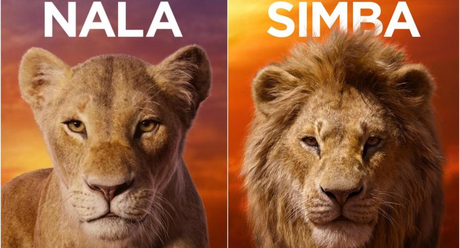 Nala / Simba
