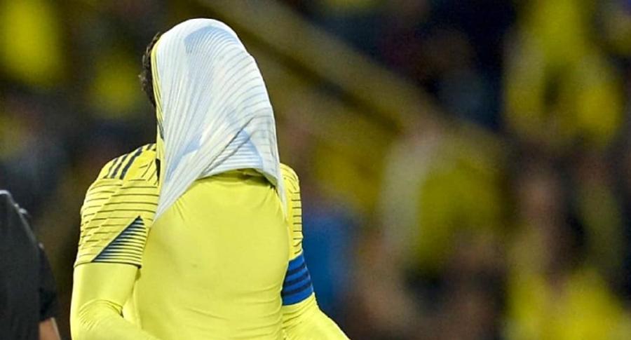 Jugador de la Selección Colombia