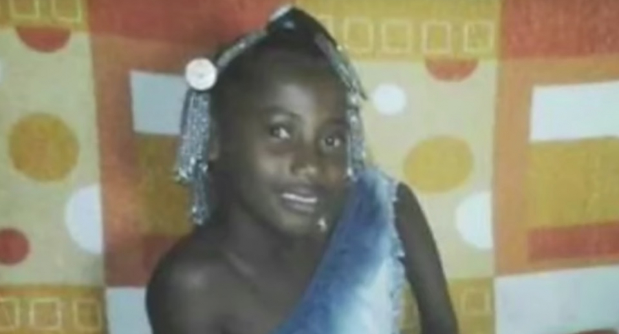 Diana Tatiana Rodríguez, menor asesinada en Buenaventura