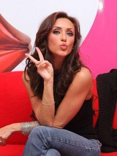 Anahí Puente, actriz y cantante (ex RBD).