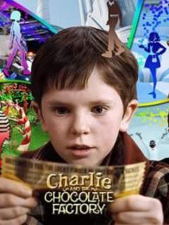 'Charlie y la fábrica de chocolate'.