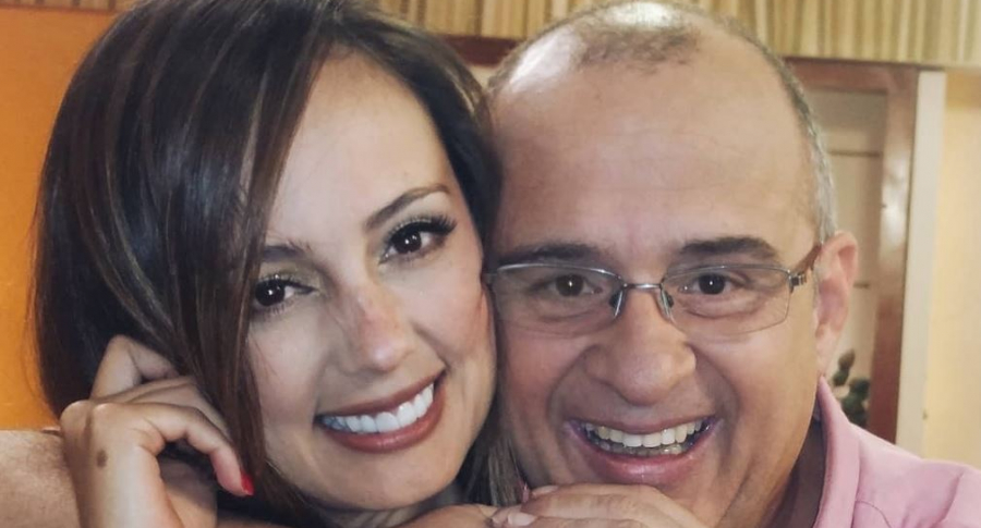Milena López y Jota Mario Valencia