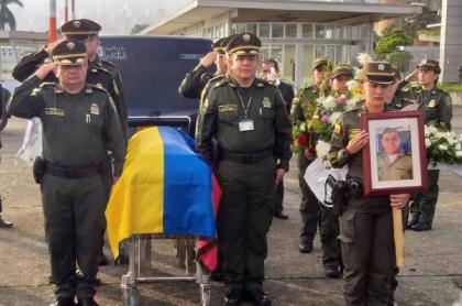 Teniente asesinado en Segovia