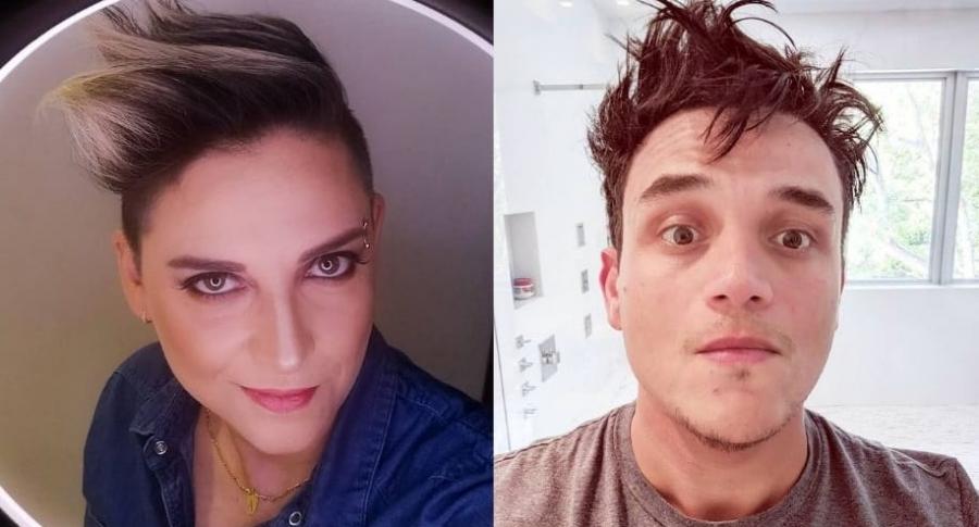 Camila Chaín y Silvestre Dangond