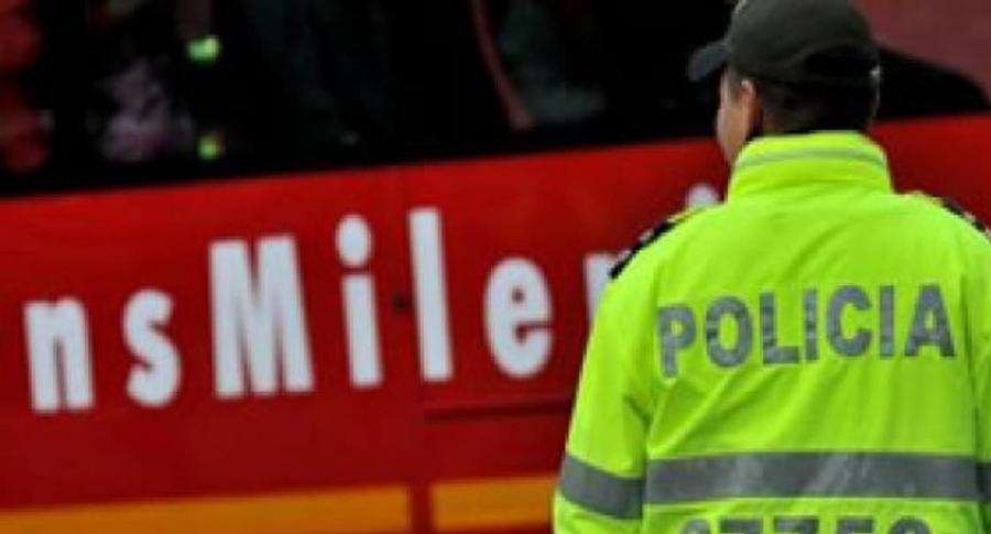 Policía Transmilenio