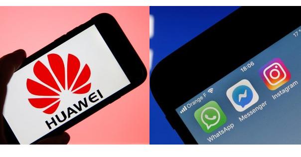 Huawei-Facebook
