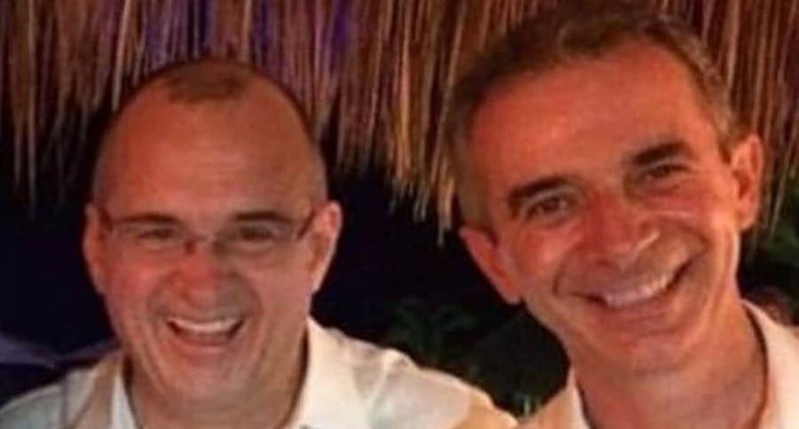Jota Mario y Juan Eduardo Jaramillo
