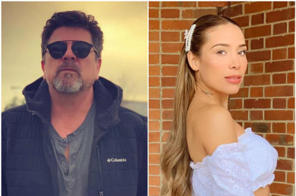 Fabio Legarda y Luisa Fernanda W