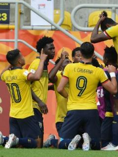 Selección Ecuador Sub-20