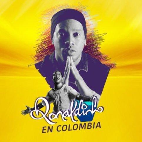 Publicidad Ronaldinho en Colombia
