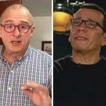 Jota Mario e Iván Charria