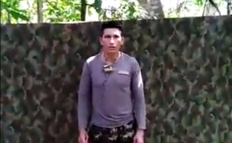 Soldado Jesús Albeiro Acosta Melo.