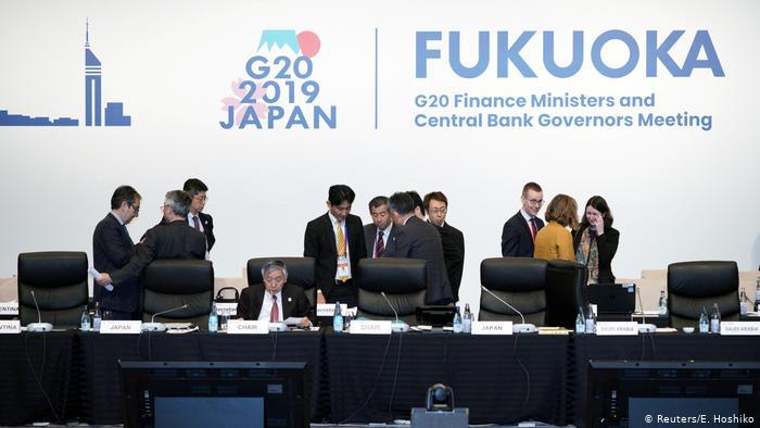 Cumbre G20-Japón