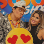 Suso, humorista; Martina 'la Peligrosa', cantante; y Milena López y Jota Mario Valencia, presentadores.