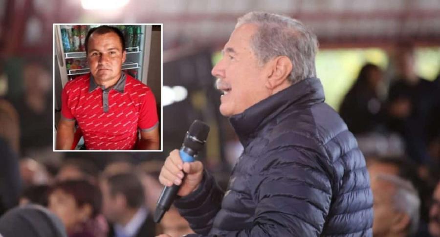 Dimar Torres y Guillermo Botero