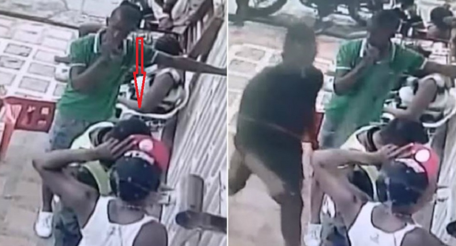 Desarman a policía en Buenaventura