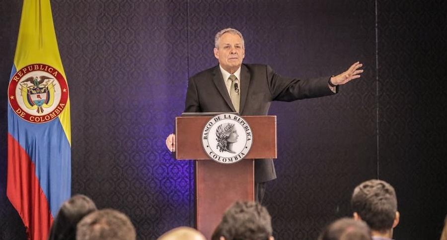 Juan José Echavarría, gerente del Banco de la República