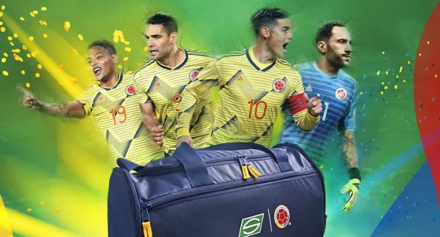 maletin seleccion colombia