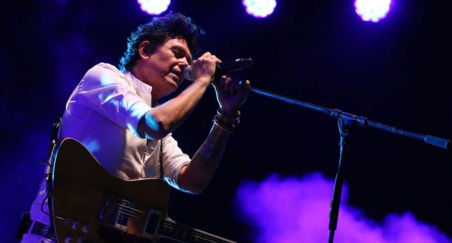 Saúl Hernández, vocalista de Caifanes