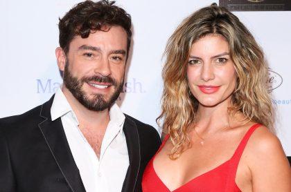 Juan Pablo Espinosa y Mabel Moreno