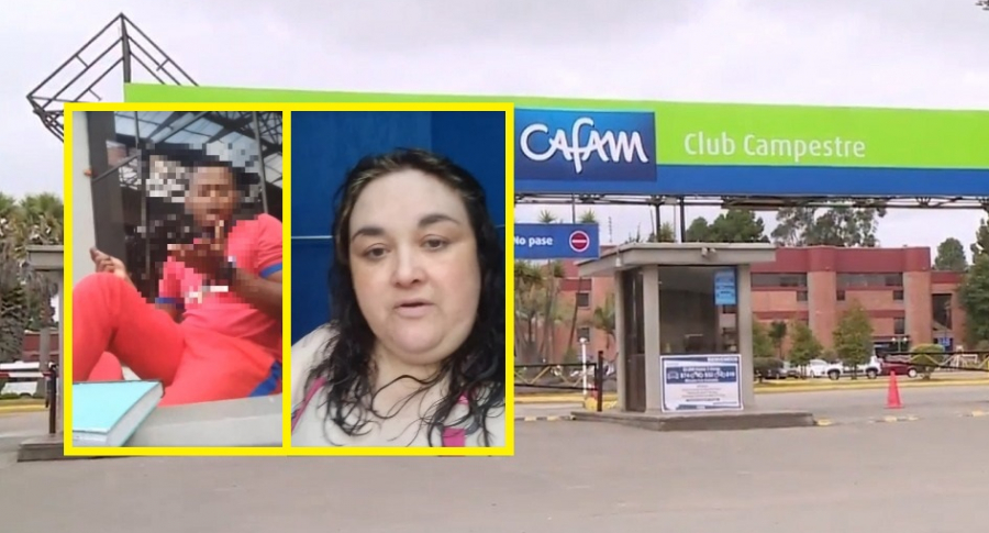 Caso de discriminación en Cafam