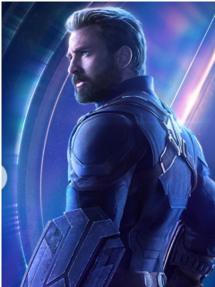 Capitán América / Chris Evans