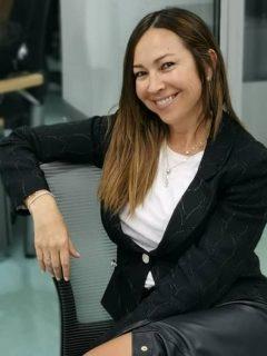 Darcy Quinn, periodista.