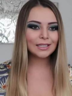 María Alejandra Ayala, 'youtuber' colombiana.