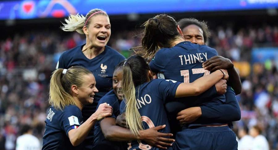 Selección de Francia Femenina