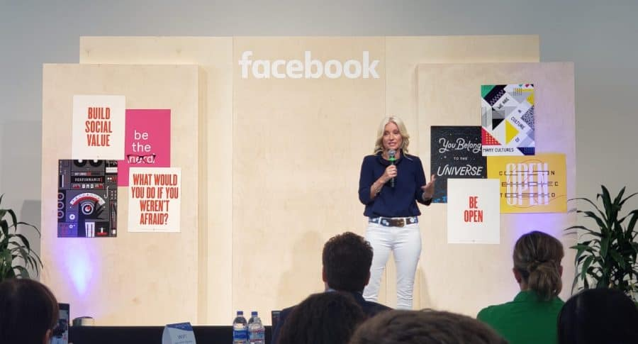 Facebook International Press Day