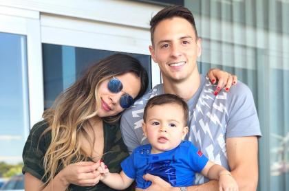 Karin, Santiago y Thiago
