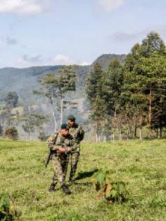 Militares Ejército Colombia