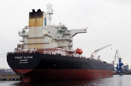 Buque petrolero Front Altair