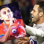 Ray Vanegas y Sebastián Viera