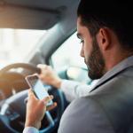 carro uber conductor