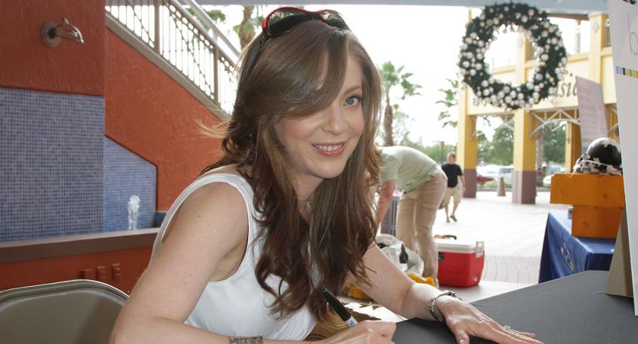 Edith González, actriz.