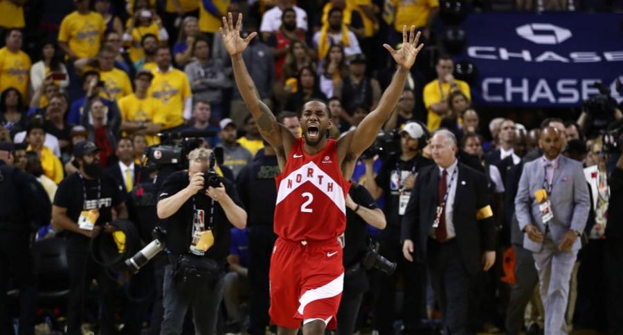 Toronto Raptors campeones NBA