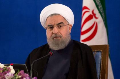Hassan Rouhani presidente de Irán