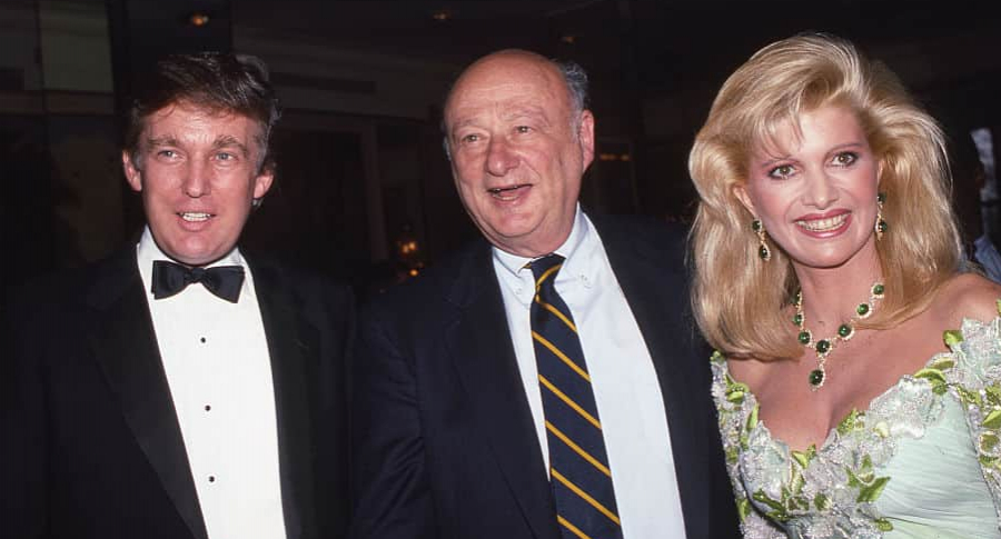 Donald Trump en 1987