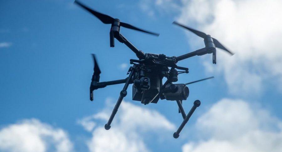 Drones en Bogotá